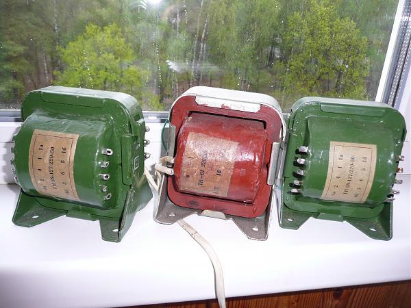 Продам трансформаторы ТН58 и ТН61