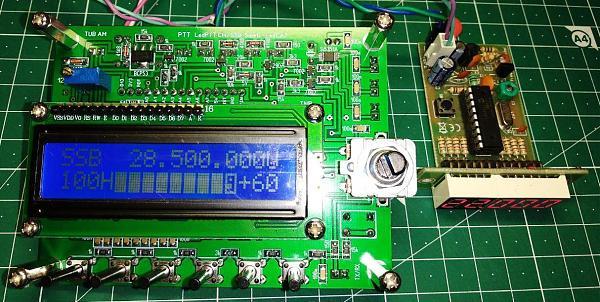 Продам Синтезатор частот для трансиверов UW3DI и UA1FA