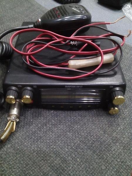Продам Сиби радиостанция maycom EM-27
