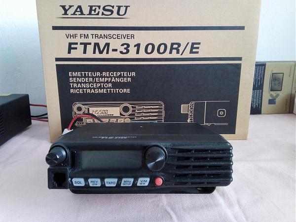 Продам Yasu ftm-3100r/e