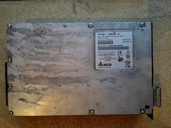 Продам выпрямитель Delta 2000-48V, Eltek 1500-48V