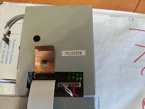 Продам антенный тюнер KAT-2 для Kenwood ТК-80(TRC-80)