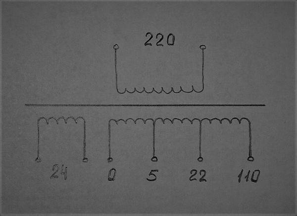 Продам Трансформатор ОСМ-1 220 / 24, 5, 22, 110