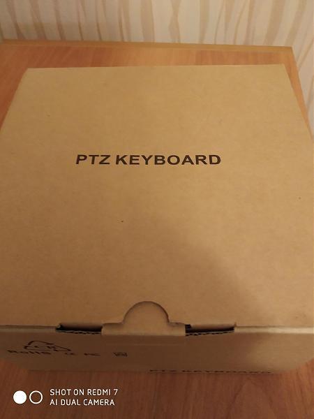 Продам PTZ контроллер клавиатуры