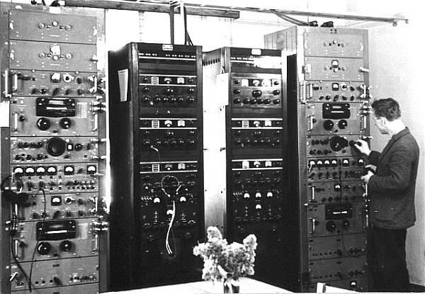 Куплю радиостанции и приемники ссср