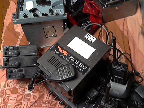 Продам YAESU FTL-7011 с родным б/п