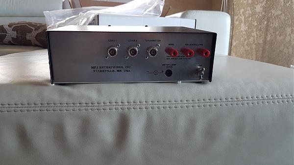 Продам Антенный тюнер MFJ-949E НОВЫЙ