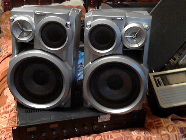 Продам акустика-SB-VK-62.от м/ц-панасоник-2шт-6 ом