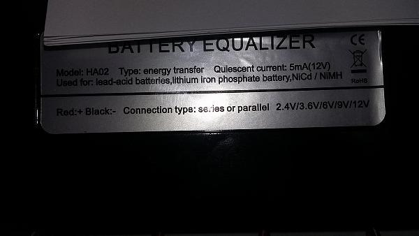 Продам Эквалайзер для кислотных аккумуляторов