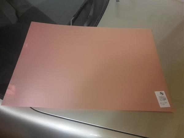 Продам Стеклотекстолит 2-х сторонний фольгированный