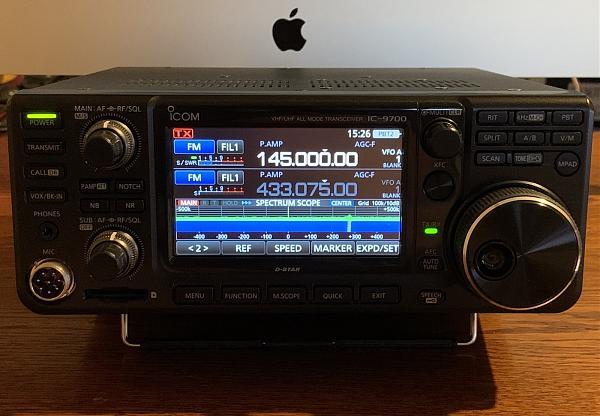 Продам Icom ic-9700