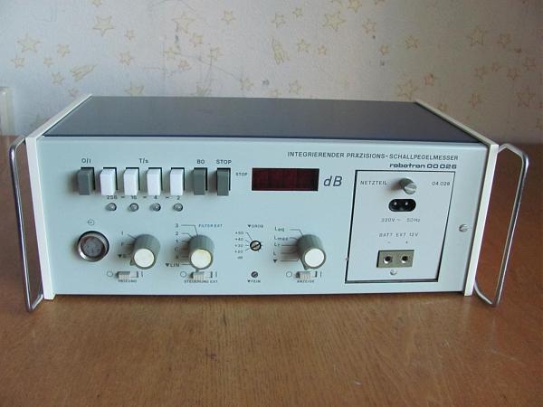 Продам RFT 00026 шумомер
