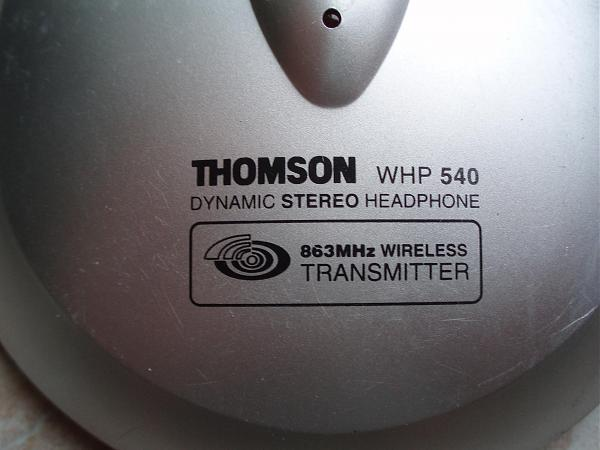 Продам Стереo Передaтчик Thomson WHP540 на частоту 863MHz