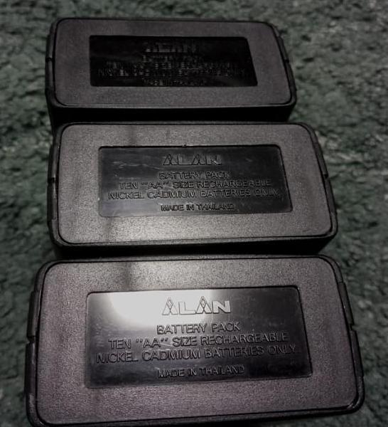Продам Alan 98 батарейный отсек