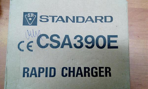 Продам зарядное устройство STANDARD CSA390E