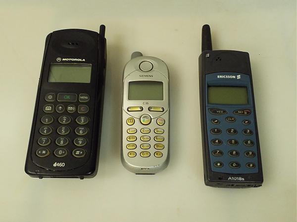 Продам Телефоны мобильные для коллекции
