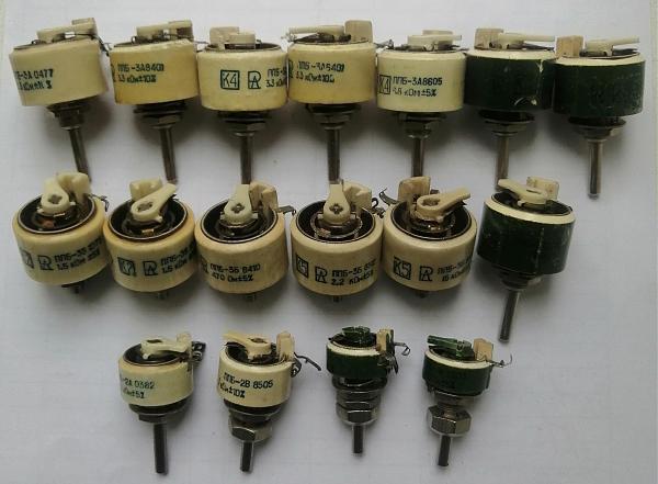 Продам Резисторы Р2-67, С5-17, ппб, 81К22И5вт