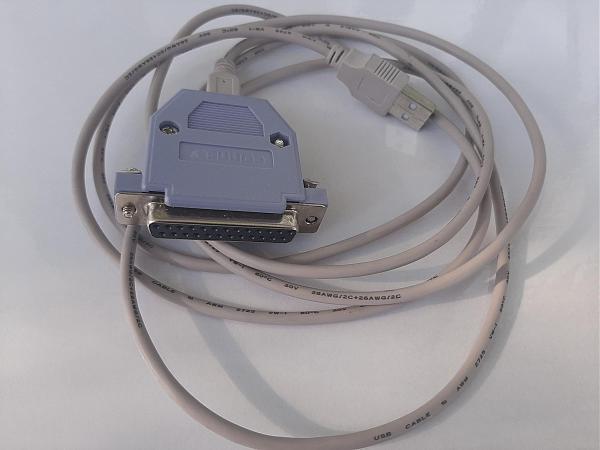 Продам Переходник UR4QBP LPT-USB для клонов Flex-1000