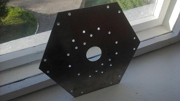 Продам RR-432(40 -30-20 метров)+12 метров