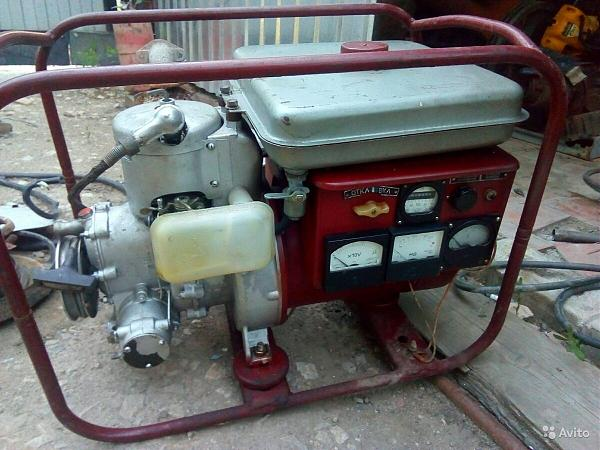 Продам Новый Электроагрегат аб1-230-В