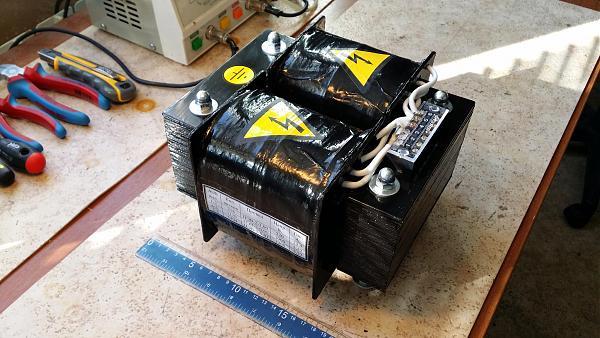 Продам Трансформатор силовой анодный 4кВт