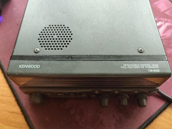 Продам Kenwood TM 942