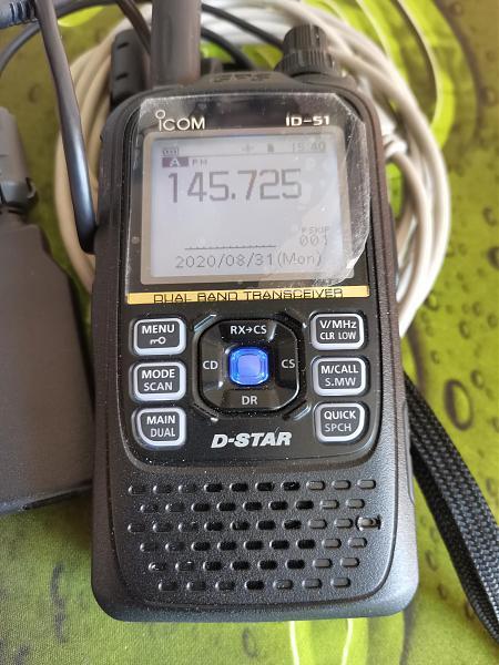 Продам Icom ID-51E PLUS 2