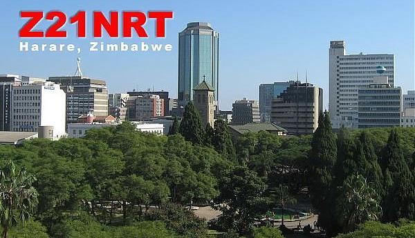 Z21NRT Зимбабве