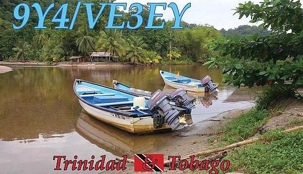 9Y4/VE3EY Тринидад и Тобаго