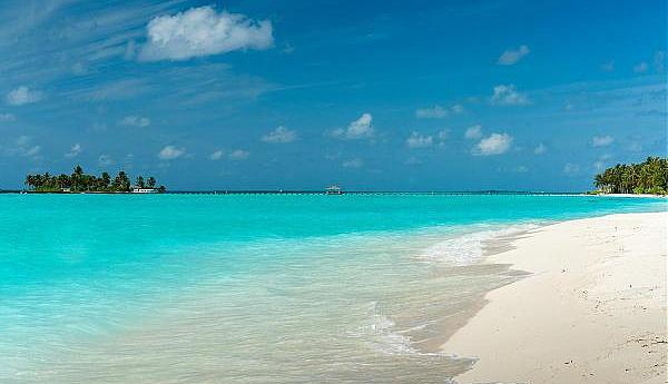 8Q7HB Остров Кандима Мальдивские острова