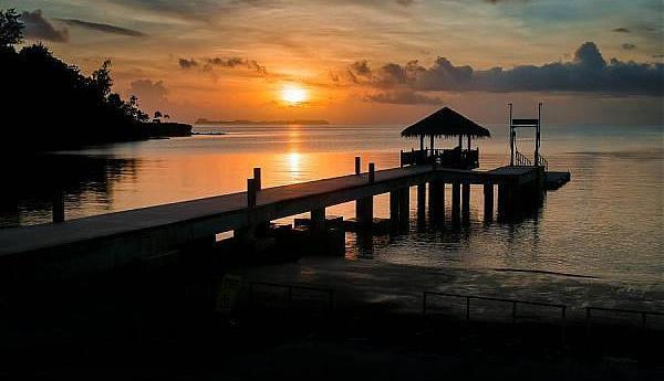 T88DT Остров Корор Палау