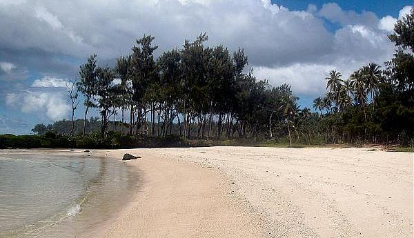 YJ0AG Остров Эфате Вануату