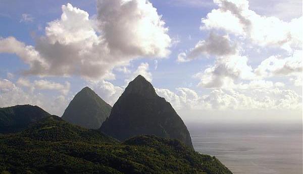J68SL Остров Сент Люсия