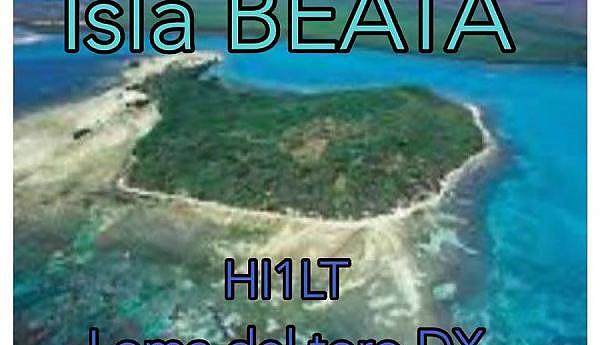 HI1LT Остров Беата
