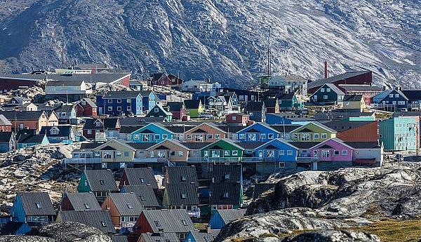 OX3LX Гренландия