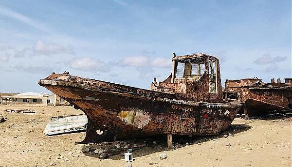 D44EK Остров Сал Кабо Верде