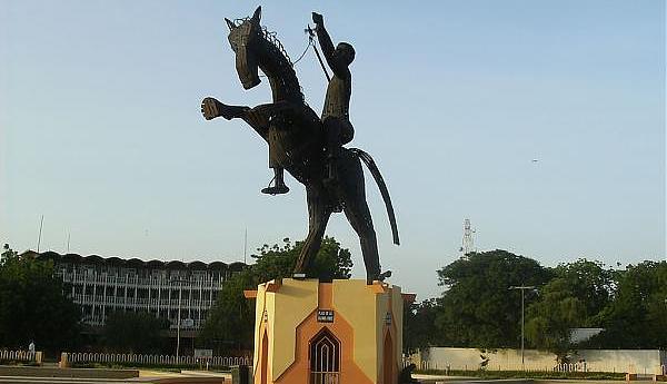 TT8KO Нджамена Чад