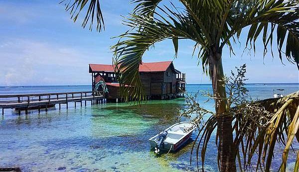 HQ9T Остров Роатан Гондурас