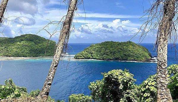 KH8/OZ1RH KH8/OZ0J Американское Самоа