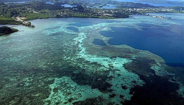 T88IB Остров Корор Палау