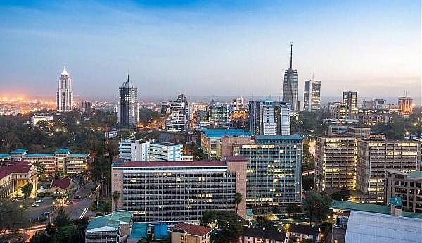5Z4ZC Найроби Кения