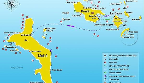 S79AM S79ANR Сейшельские острова