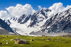 JT9/R9YU экспедиция «Четырех тысячники котловины больших озер Монголии»