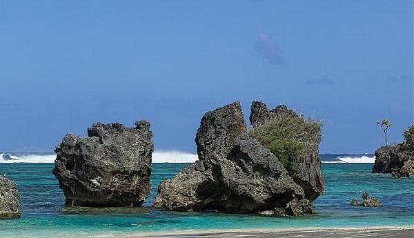 TX2A - остров Раиваваэ - Иль Остраль