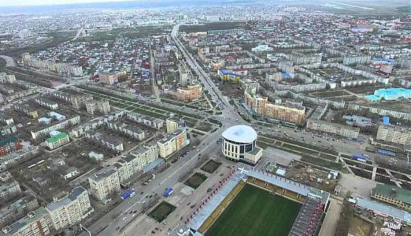 UP150A - 150 лет Актобе (Казахстан)