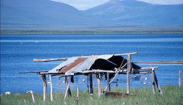 VE3LYC/KL7 Little Diomede Island Alaska