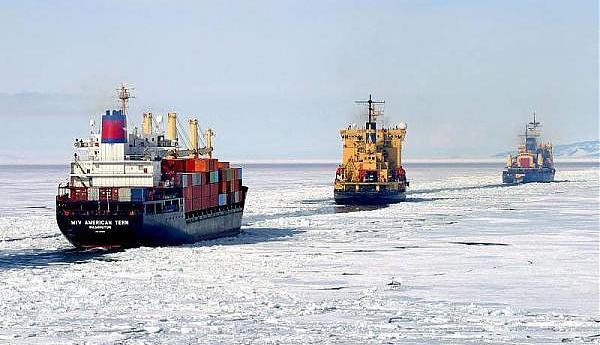 RN6LOC/mm Северный морской путь