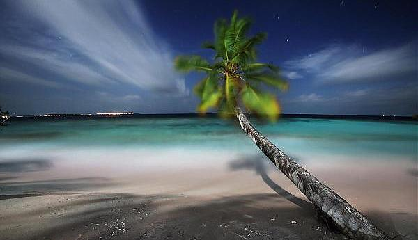 8Q7KX Атолл Баа Мальдивы