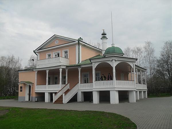 Музей Есенина в Константиново