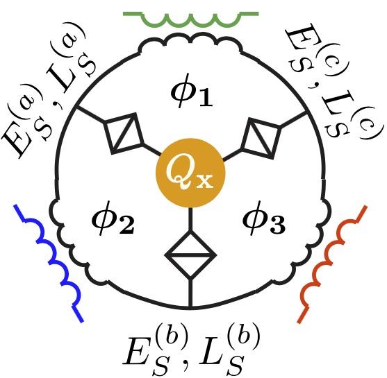 Схема циркулятора